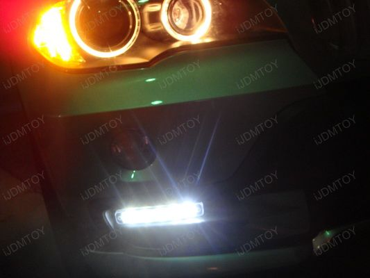 BMW - X5 - LED - Daytime - Running - Lights 09